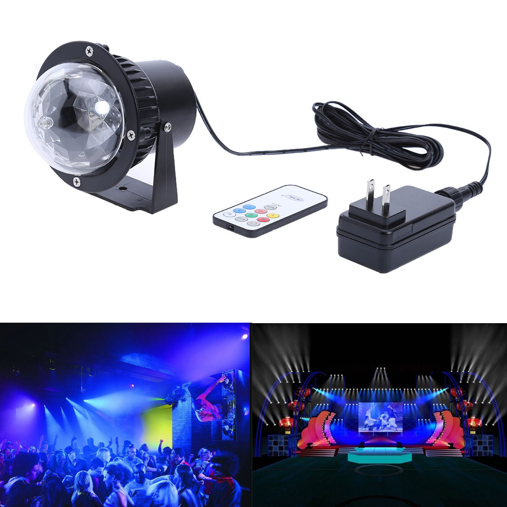 12W DC12V RGB LED DMX Stage Light Portable Waterproof Dynamic Wave Effect Stage Light& DJ with Remote Instant Lighting (US ) 10w 450 lumen waterproof rgb led underwater lamp light with remote controller dc 12v