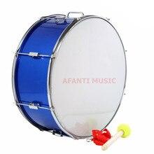 24 inch Blue Afanti Music Bass Drum BAS 1426