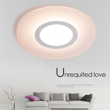 LED Ceiling Light Surface Mounted Modern Led Ceiling Lights lamparas de techo acrylic Ceiling lamp led lighting fixtures clear glass loft style led ceiling lights rh iron industrial vintage ceiling lamp fixtures home lighting bar lamparas de techo