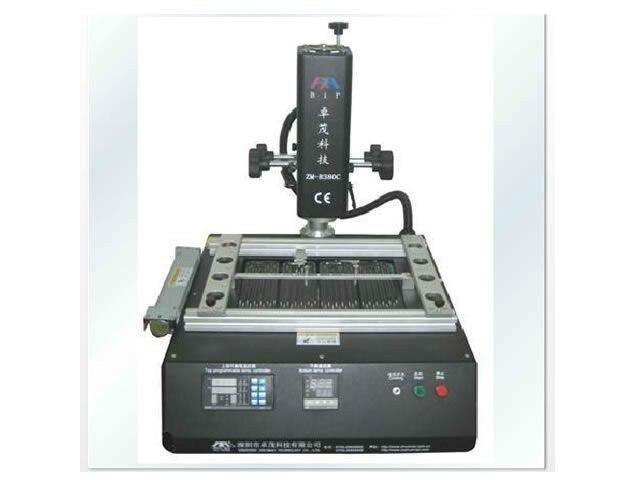 Air Flow Station : Best price zhuomao zm r c infrared hot air bga rework