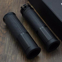 Rizoma Motorcycle LUX Grips 7 8 22mm Aluminum Alloy CNC Handle Bar Handlebar Grip Universal For