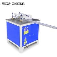 cut aluminum wood 45/90 degree angle cutter saw cutting machine