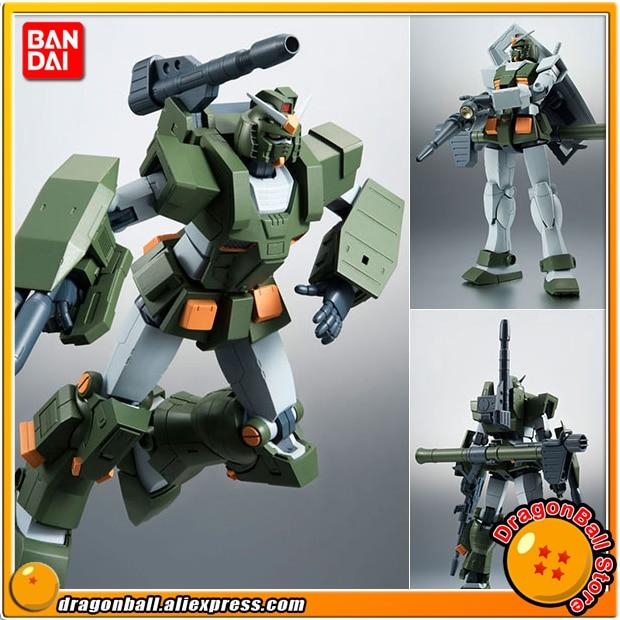 Anime Mobile Suit Gundam Original BANDAI Robot Spirits No. 210 Action Figure - FA-78-1 Full Armor Gundam ver.A.N.I.M.E. free shipping 10pcs bd8160efv