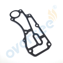 OVERSEE 66M 41114 01 Outboard GASKET EXHAUST OUTER COVER For Yamaha Outboard Engine