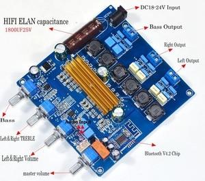 Image 2 - TPA3116 Bluetooth 4.2 Âm Thanh Kỹ Thuật Số Bảng Mạch Khuếch Đại 2.1 Siêu Trầm Khuếch Đại 50 + 50W + 100W Bass HIFI Âm ban