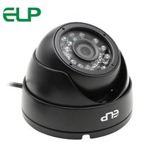 ELP 1megapixel Day Night Vision Indoor&outdoor H.264 Cctv Usb Dome Camera Vandalproof for House Pets Baby Industrial Security
