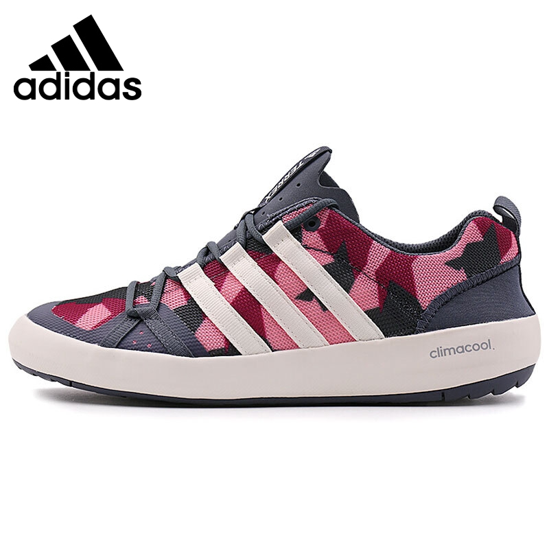 Original New Arrival 2017 Adidas TERREX CC BOAT GRAPHIC Unisex Aqua Shoes Outdoor Sports Sneakers intersport official new arrival 2017 adidas terrex ax2r men s hiking shoes outdoor sports sneakers