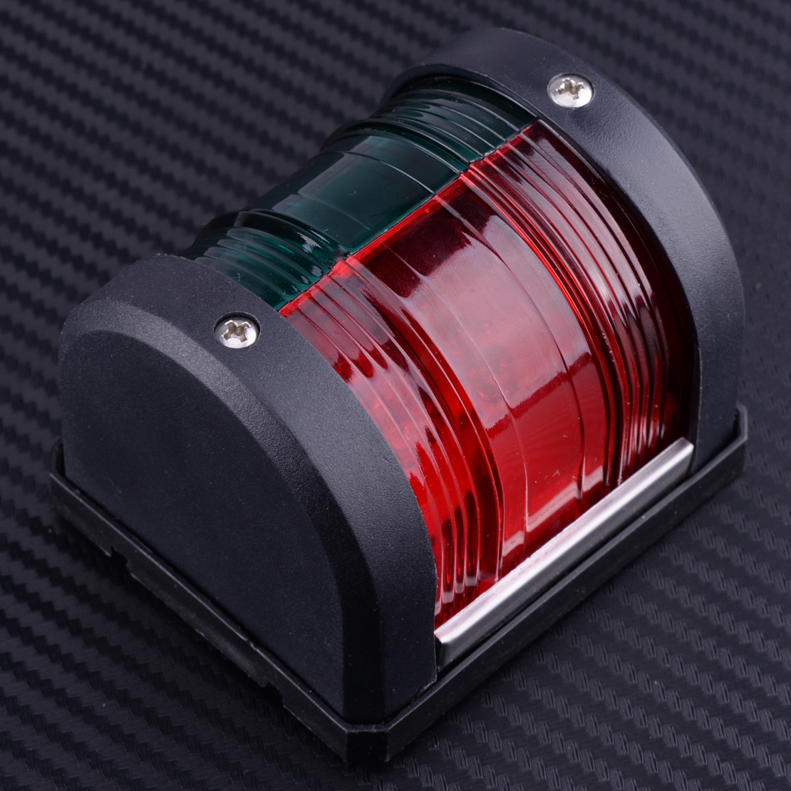 Automobiles & Motorcycles Jeazea 2pcs Dc12v 8w Green Red Marine Navigation Led Light Starboard Port Side Light For Boat Yacht Skeeter Atv,rv,boat & Other Vehicle