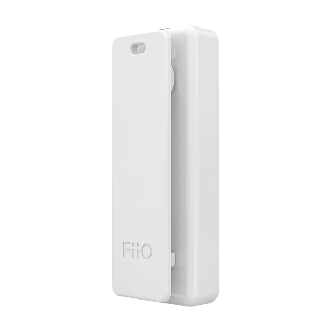 FIIO uBTR Bluertooth Receiver headphone AMP with Independent Local Volume Control Built-in Microphone Support aptX NFC 2