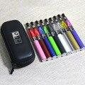 EGo e Cigarette CE4 eGo Kits 1.6 ml Atomizador 650 mah 900 mah 1100 mah 1300 mah Batería bolsa de Transporte Con Cremallera caso CE4 Cigarrillo Electrónico