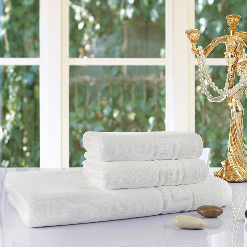 five star hotel cotton towel sets high quality bath towels for adults cotton kitchen tow ...