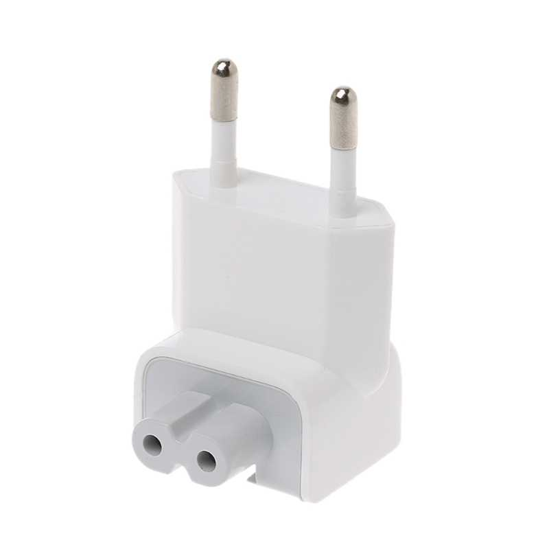 New Arrival US to EU Plug Travel Charger Converter Adapter Power Supplies for Apple MacBook Pro / Air / iPad/ iPhone HR