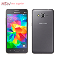 "Teléfono celular abierto original samsung galaxy grand prime g530h quad core dual sim 5.0 ""pulgadas de pantalla táctil del teléfono android reformado"