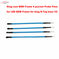 Mức độ cao Ktag new BDM Frame 4 cái/bộ Probe Bút cho LED BDM Frame Cho Ktag K K-Tag Kess V2 Fgtech