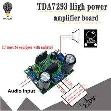 Smart Electronics TDA7293 AC 12V-32V 100W Digital Audio Ampl