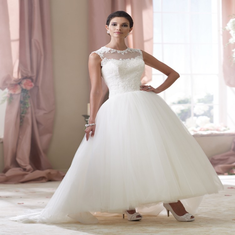 David S Bridal Plus Size Wedding Gowns: Vestido De Noiva Praia 2015 Sexy Backless David Tutera