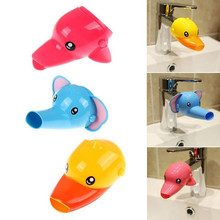 Faucet Extender Sink Handle Extension Toddler Kid Bathroom Children Hand Wash Tools of The Water Trough