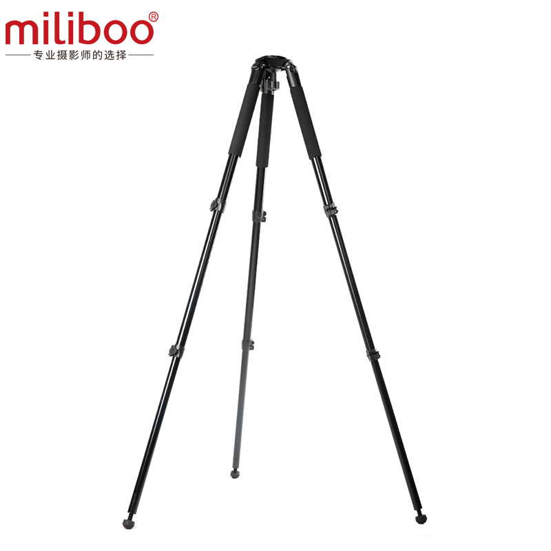 miliboo MTT701A without head Tripod Stand for Professional DSLR Camera /Digital Camcorder Load 25 kg Max Height 160cm/63 max load 500n ast j manual test stand without force gauge