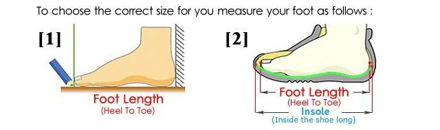 foot length-2