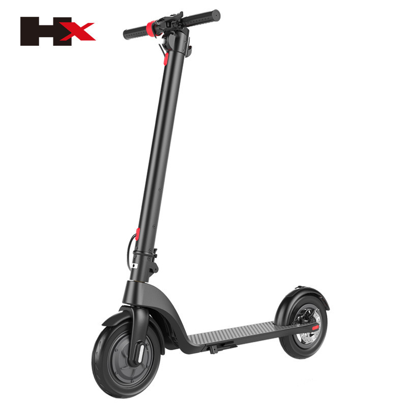 Portable Folding Electric Kick Scooter 2 Wheel Scooters With Removable Battery 8 5 Inch 250w 36v