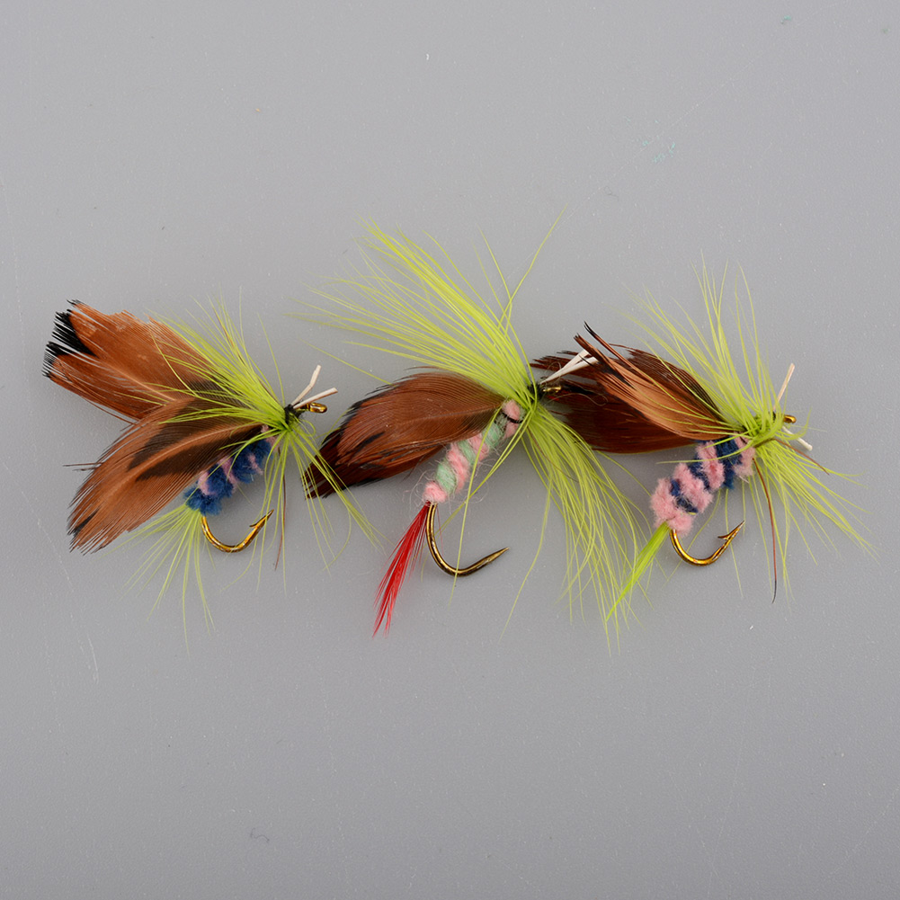 Fly fishing hooks set for Trout fishing hooks