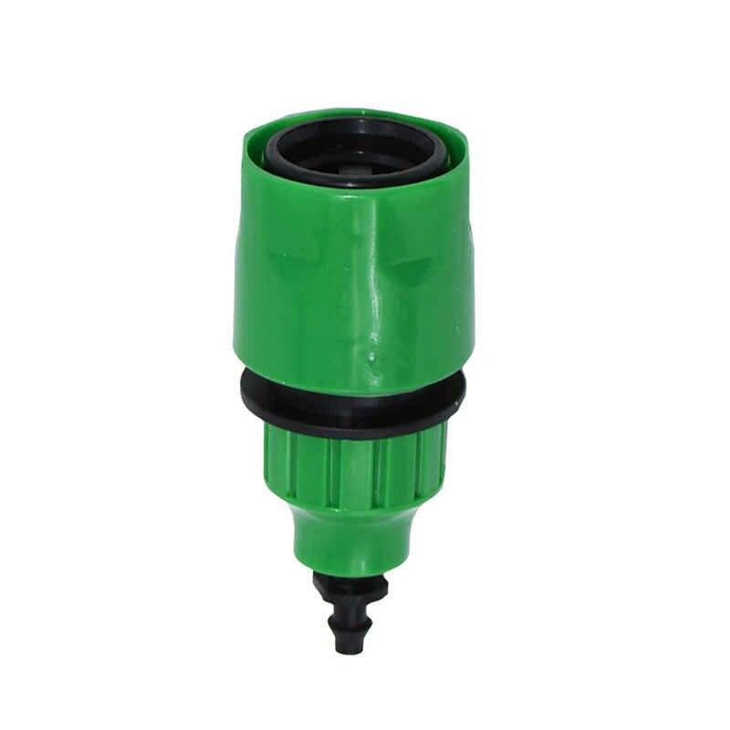 Ogród wody szybkie połączenie 1/4 Cal wąż szybkie złącza ogród złącza do rur Homebrew rurka podlewanie montaż 1 sztuk