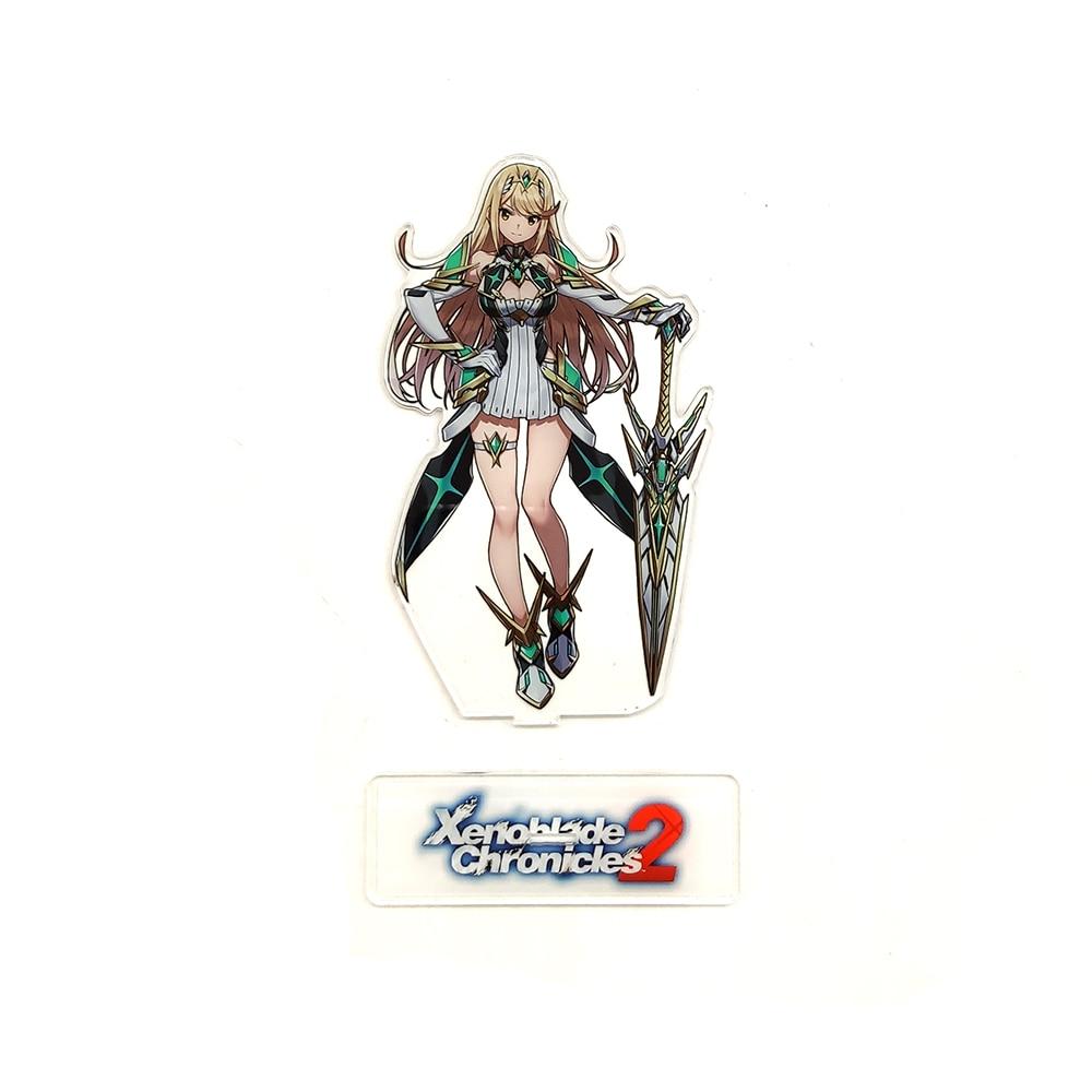 Xenoblade 2 Mythra Hikari Pyra Homura_4