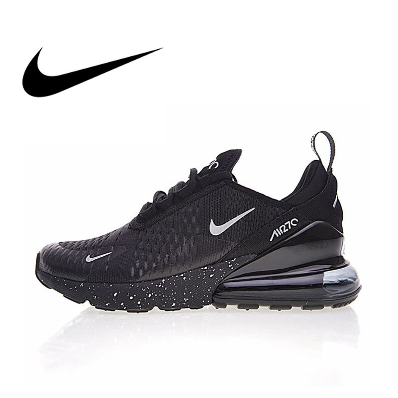 63b3d00523 Original Nike Air Max 270 Men's Breathable Running Shoes Sport 2018 New  Arrival Authentic Outdoor Sneakers