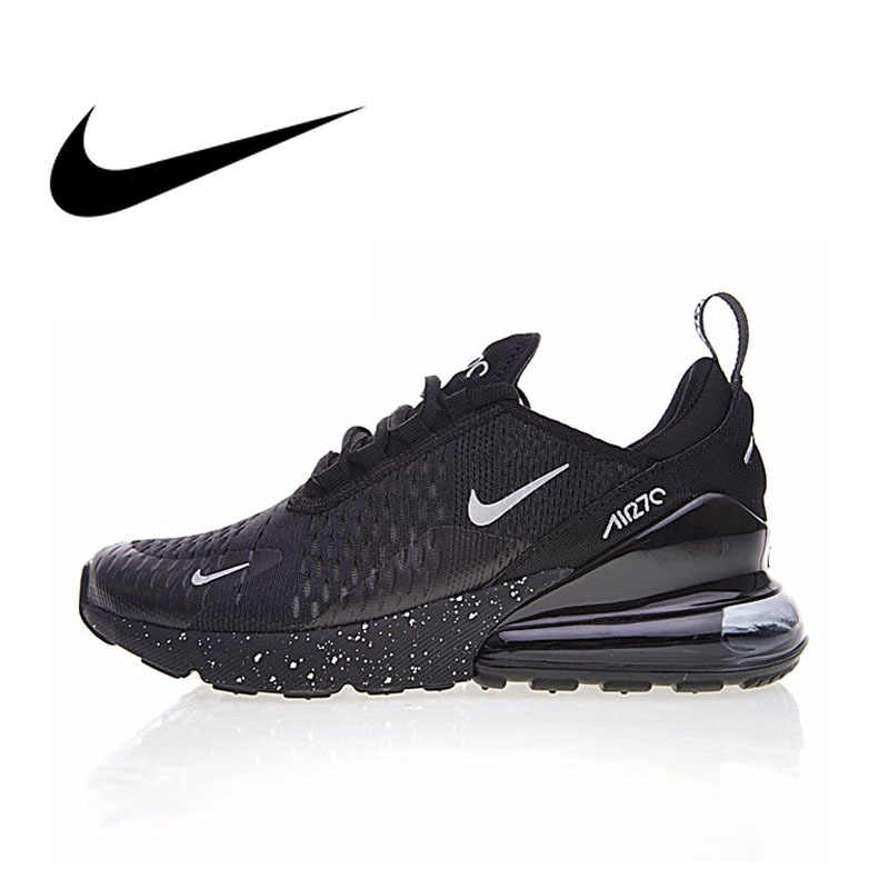 separation shoes 43f16 731d1 Original Nike Air Max 270 Men s Breathable Running Shoes Sport 2018 New  Arrival Authentic Outdoor Sneakers