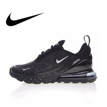 new product be95d a1068 Original Nike Air Max 270 Men s Breathable Running Shoes Sport 2018 New  Arrival Authentic Outdoor Sneakers. 11 Colors Available