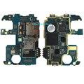 100% original para samsung galaxy s4 lte gt-i9500 desbloqueado motherboard principal placa lógica de trabalho