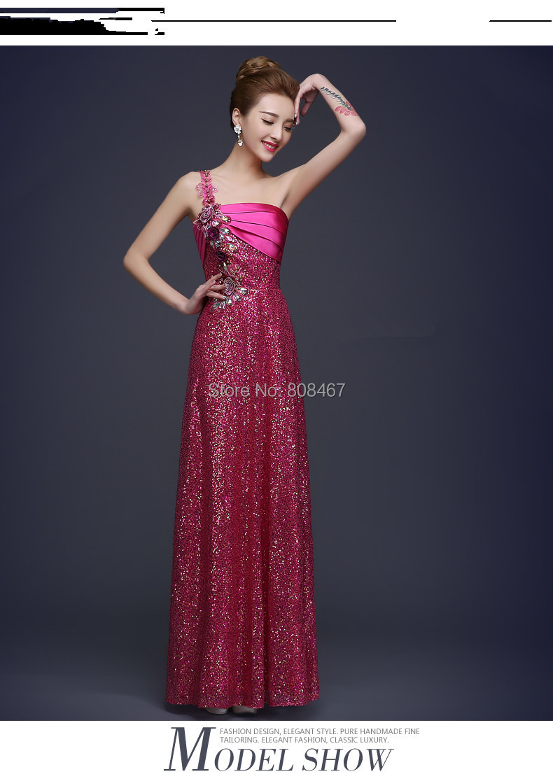 Free Shipping Striped Night Club Dress Cocktail Dress Mh One Shoulder Sexy Party Dressfashion Dress
