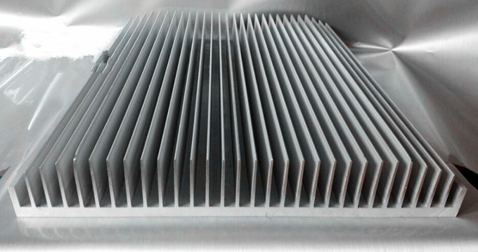 Free Ship by DHL/EMS High-power aluminum radiator width 420,high 66,length 100,Custom Heatsink 420* 66* 100mm Heatsink Cooler custom free 100