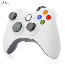 Wired Joypad USB Wired Gamepad Game Controller for Microsoft Xbox for Slim 360 PC Joystick Game Controller for Boy цена