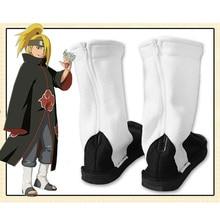 Anime Uzumaki Naruto Uchiha Sasuke Hatake Kakashi Boots Akatsuki Shoes