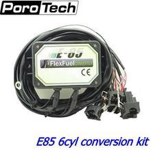 e85 converter 6cyl NIP (plastic case)- Cold Start Asst., fuel system conveter, e85 converter, ethanol car, ethanol