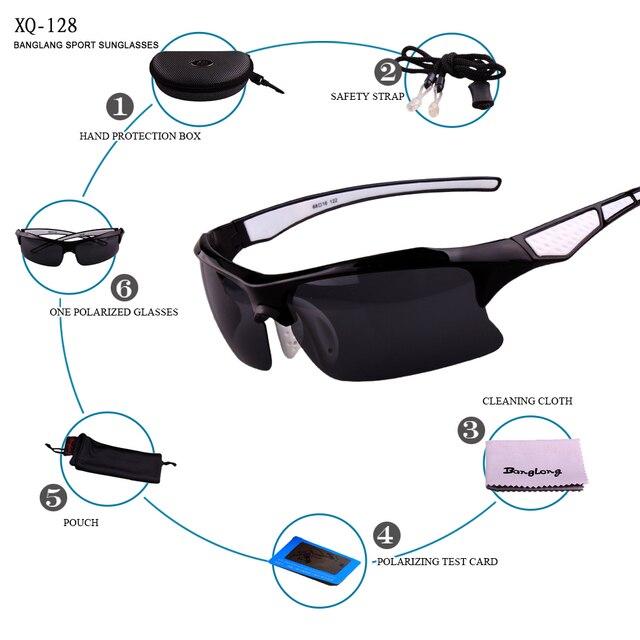 931326090d89 Pria dan Wanita Bersepeda Kacamata Terpolarisasi UV400 kacamata Mendaki  kacamata Olahraga Tahan Angin Sepeda Gunung Kacamata