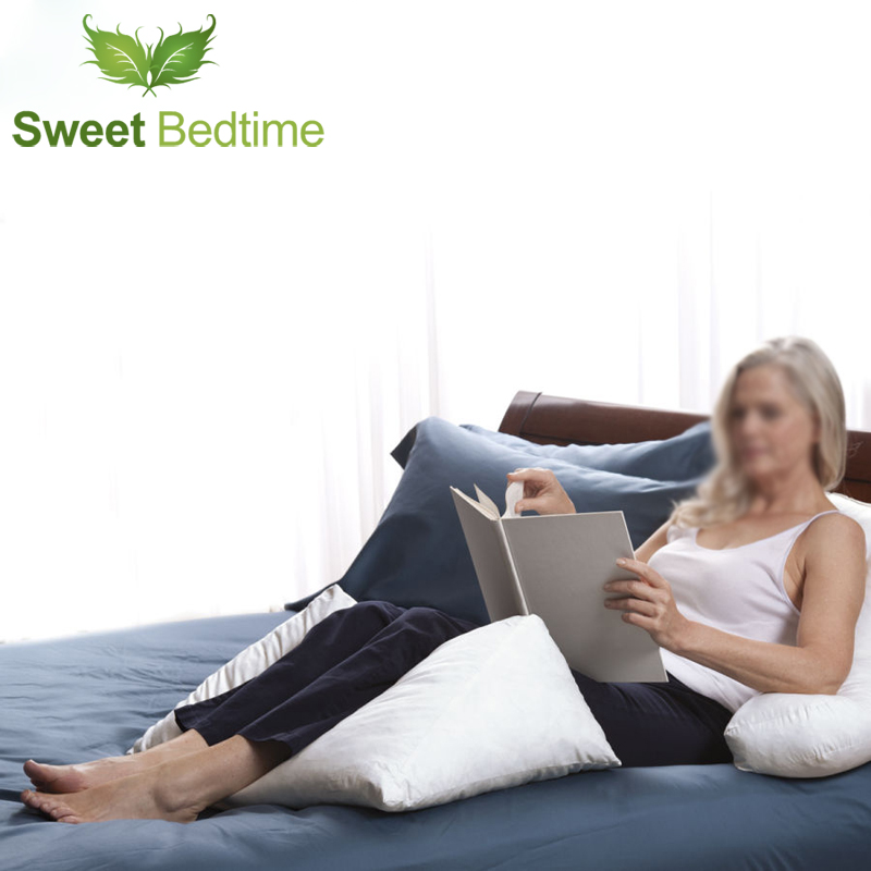 Hot Body Trilateral Cushions Core 95 5 White Goose Feather