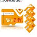 2017 High Speed New WANSENDA TF Card  4GB Class 6 8GB 16GB 32GB Class 10 Micro SD card Memory cards Free Shipping