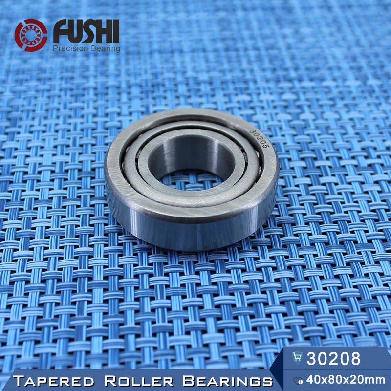 30208 Bearing 40*80*20 mm ( 1 PC ) Tapered Roller Bearings 7208E 30208A 30208J2/Q Bearing