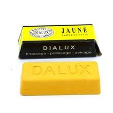 c3474e1ccbf8 DIALUX amarillo JAUNE amarillo metales compuesto de pulido ROUGE latón  cobre pulido herramientas(China)