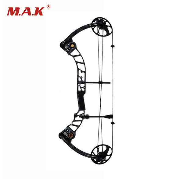 Draw Weight 17-70 Lbs T1 Compound Bow in 11 Color 19-30 Inches Draw Length with 18pcs Arrow set Archery Equipment for Shooting new 34 inches children compound bow draw weight 15lbs black fiberglass handle for archery practice competition game shooting