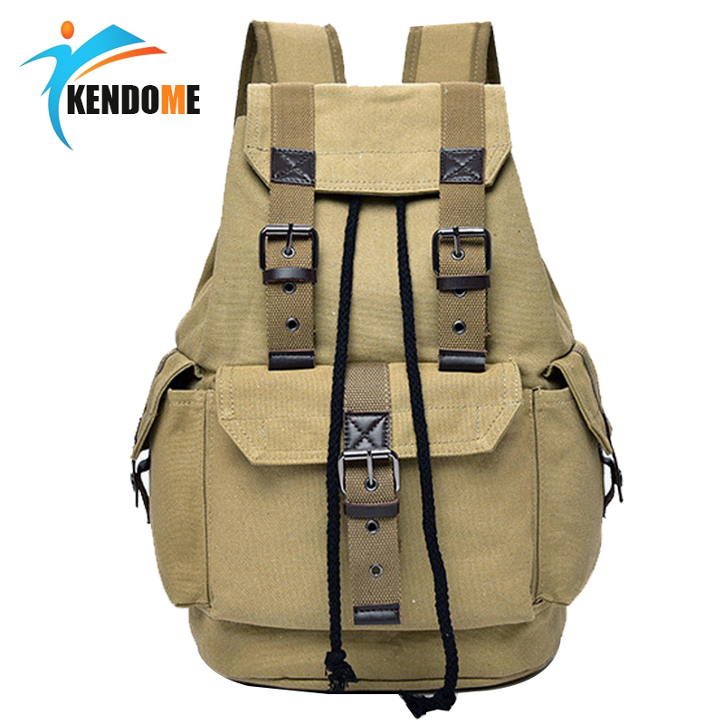 Hot A++ Quality Outdoor Travel Luggage Army Bag Canvas Hiking Backpack Camping Tactical Rucksack Men Military Backpack mochila hot a quality outdoor travel luggage army bag canvas hiking backpack camping tactical rucksack men military backpack mochila