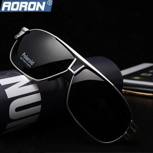 Legal Dos Homens Polarizados Óculos De Sol de Marca de Carro de Condução de Alumínio E Magnésio Óculos de Proteção UV400 Óculos de Sol dos Esportes Dos Homens Ao Ar Livre