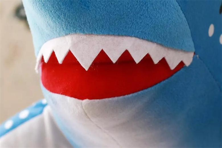 Акула 130 см Имитация животных плюшевая Мягкая кукла животное мягкая игрушка для девочек Дети любовник лучший рождественский подарок - 5