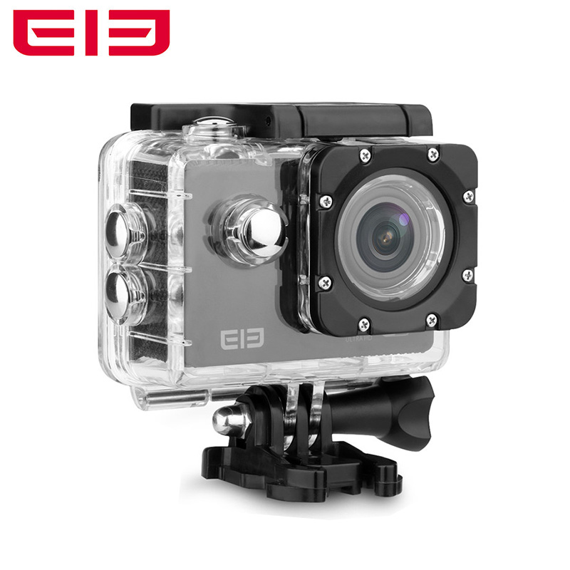 Sport Camera 4K Elephone ELE Explorer Ultra HD 170 Degree Wide View Angle WiFi 16MP Image Sensor Action Camera Sports DV Cam elephone r9 цена