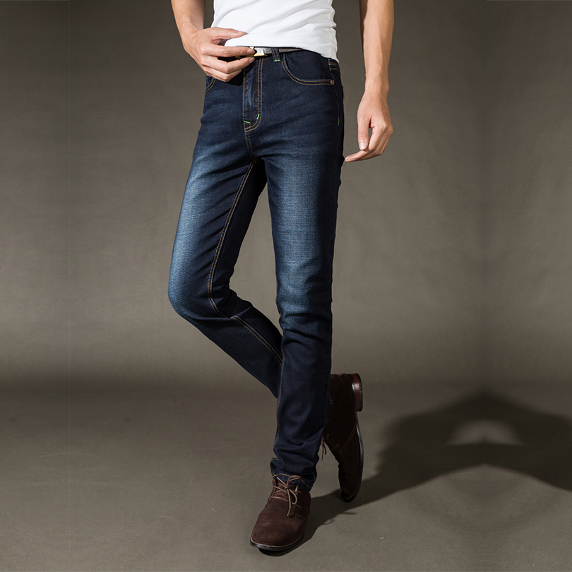 TG6149Cheap wholesale 2017 new Cultivate one s morality straight trousers youth commerce stretch men s trousers