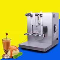 더블 프레임 거품 차 셰이 커 기계 자동 boba 차  음료  우유 떨고 기계 거품 차 떨고 기계|milk shake machine|shake machinemilk shake -