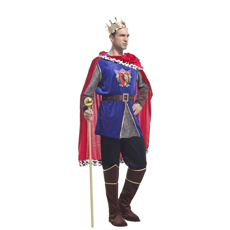 Free shipping arab prince king cosplay costumes men