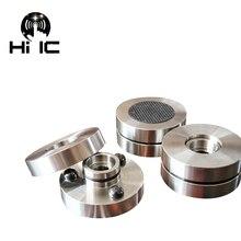 FE HIFI Audio ลำโพง Amplifier แชสซีเซรามิคลูกปัด Anti shock ABSORBER เท้าฟุตแผ่นการดูดซึมการสั่นสะเทือนยืน